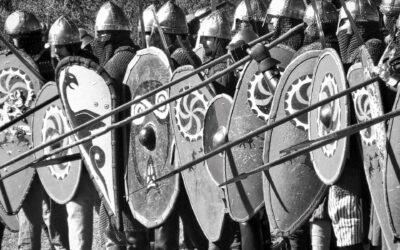 Setas shiitakes, un ejército de defensas