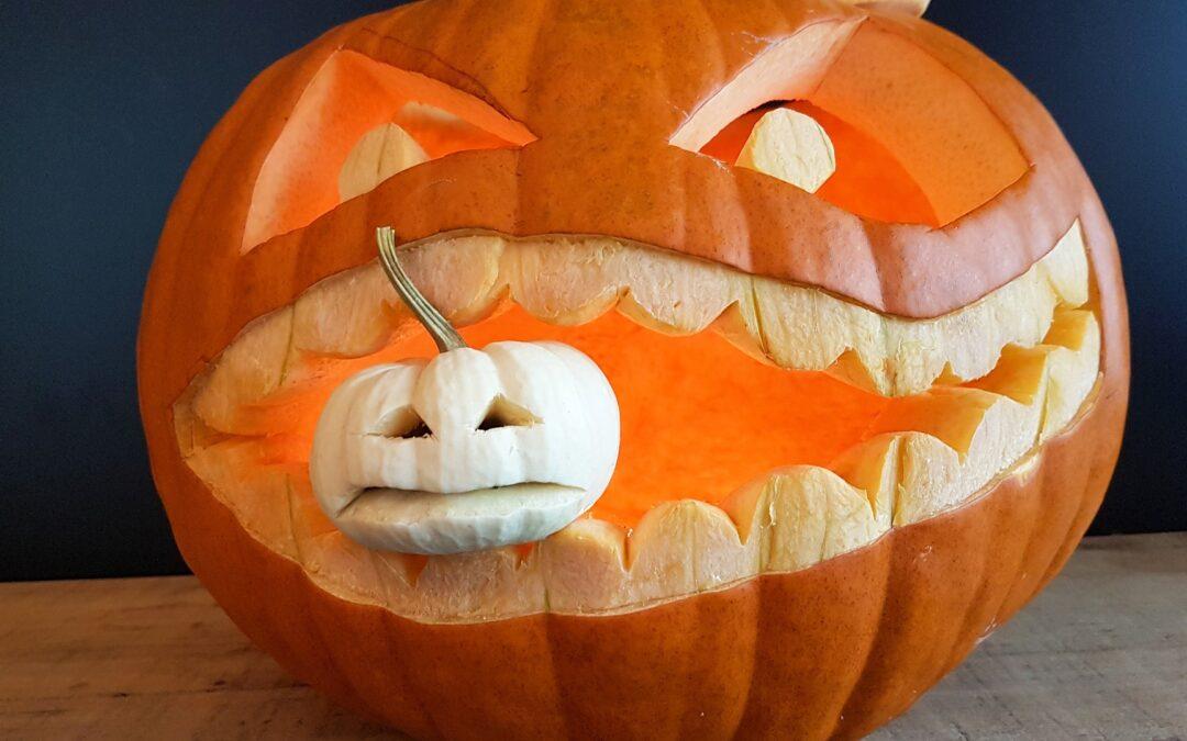 Crema Halloween