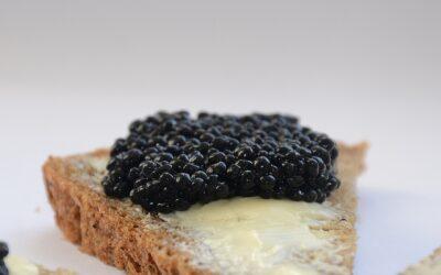 Caviar de aceituna