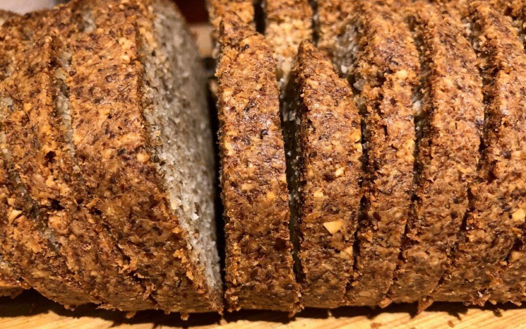 Pan de calabacín