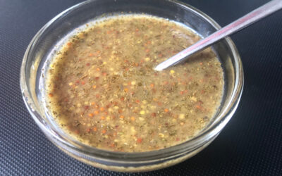 Salsa gravlax